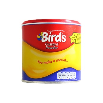 Bird Traditional Custard Powder 300g