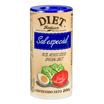 Diet Radisson Hyposodic Salt200g
