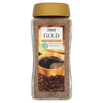 Tesco gold instant coffee 200 gms