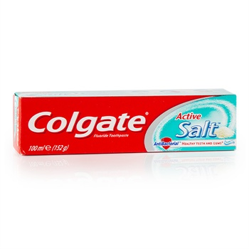 Colgate Toothpaste Active Salt 100ml