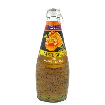 Thai Choice Basil Seed Honey Drinks 290 ml
