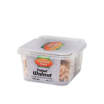 Goodness Foods Walnut Peeled 250g