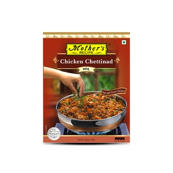Mothers Recipe Ready To Cook Chicken Chettinad 80g