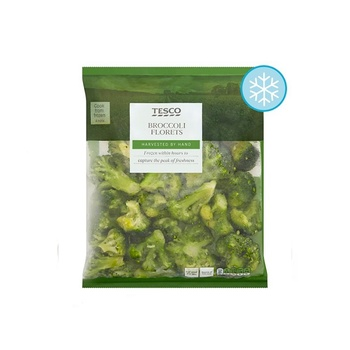 Tesco Broccoli Florets 900 Grm