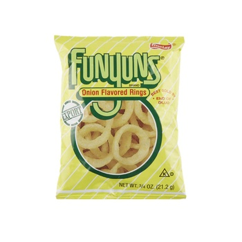 Funyuns Onion Snack Rings 0.75oz