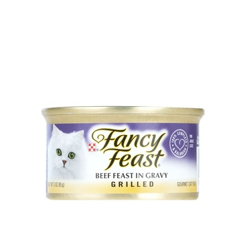 Purina Fancy Feast Grilled Beef 85g