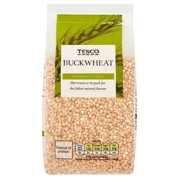 Tesco Whole Foods Buck Wheat 500g