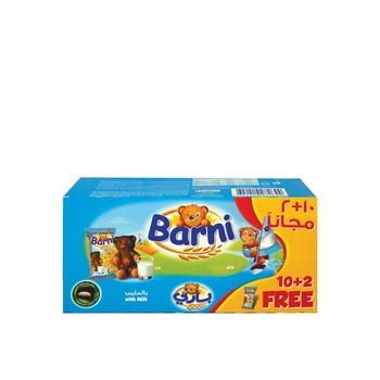 Barni Milk 30g Pack of 12