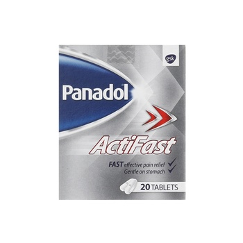Panadol Tablets Acti Fast 20pcs