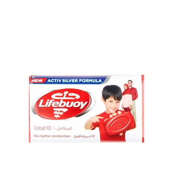 Lifebuoy Soap -Total (New)  125g