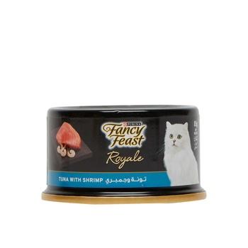 Fancy Feast Royale Tuna & Shrimp 85g