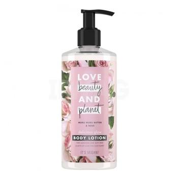 Love Beauty & Planet Muru Muru Butter & Rose Body Lotion 400 ml