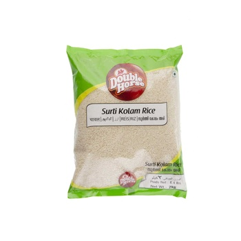 Double Horse Surti Kolam Rice 2kg