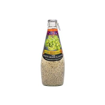Thai Choice Basil Drinks With White Grape 290 ml
