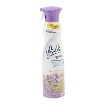 Glade Refresh Air Dew Levender 275ml