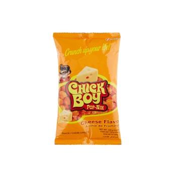 Chick Boy Pop-Nik Cheese 100G