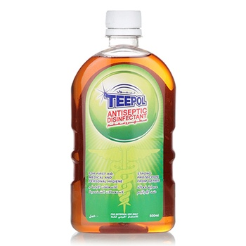 Teepol Antiseptic Disinfectant 500ml