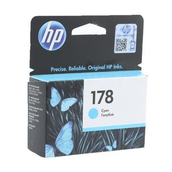 HP Cartridge 178 - Cyan Color