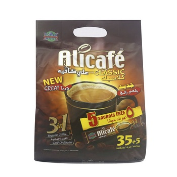 Ali Cafe Classic 3 In 1 35 Sachets