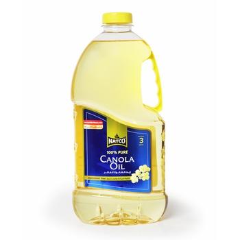 Natco Canola Oil 3 ltr