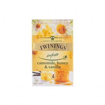 Twinings Camomile Honey Vanilla 20's