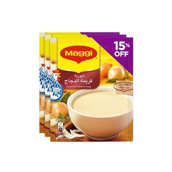Maggi Cream Chicken 3X71g
