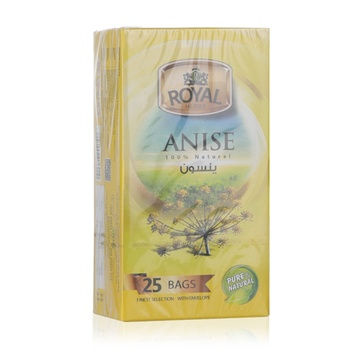 Royal Tea Bags - Anise 72S