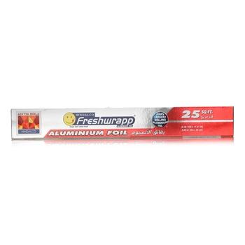 Freshwrapp Aluminium Foil 25 Sq.Ft.
