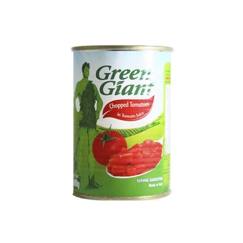 Green Giant Chopped Tomatoes In Tomato Juice 400g