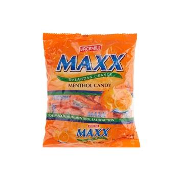 Maxx  Candy Menthol Dalandan 225g