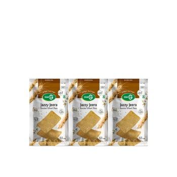 Shanta G Jazzy Jeera Wheat Thins 150g