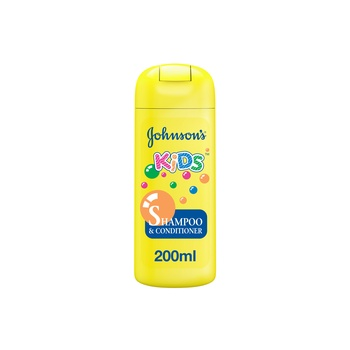 Johnsons Kids Shampoo & Conditioner 200ml