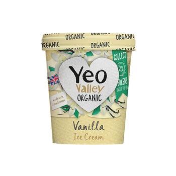 Yeo Valley Ice Vanilla 500ml