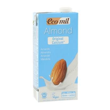 Ecomil Organic Almond Calcium Drink 1000ml