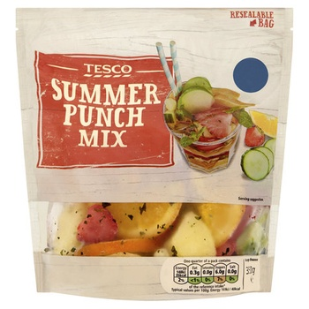 Tesco Summer Punch Mix 350g