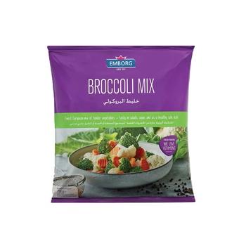 Emborg Broccoli Mix 750g
