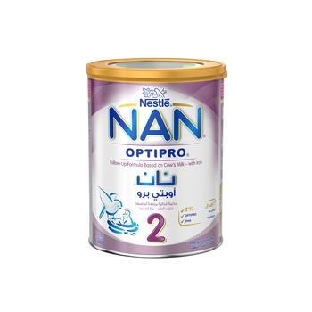 Nestle Nan Milk Powder Stage (2) 800g