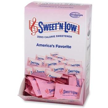 Sweet n low sugar substitute 50's