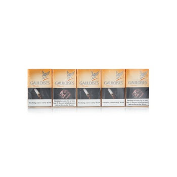 Gauloises Cigarette Yellow 200s