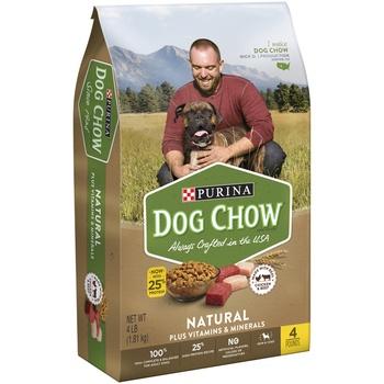Dog Chow Natural 1.81 Kg