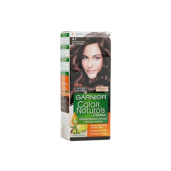 Garnier Color Naturals 4.7 Dark Shiny Brown