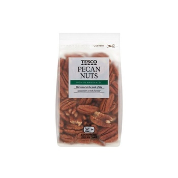 Tesco Whole Foods Pecan Nuts 250g