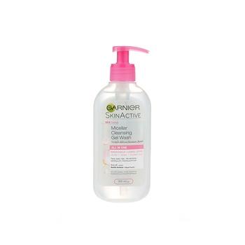 Garnier Skin Naturals Micellar Cleansing Gel Wash 200ml