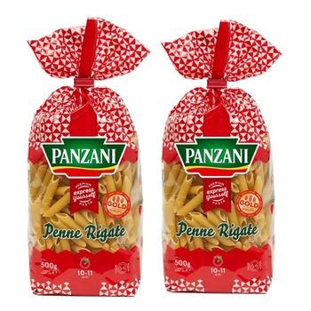 Panzani Penne Rigate 2 x 500g