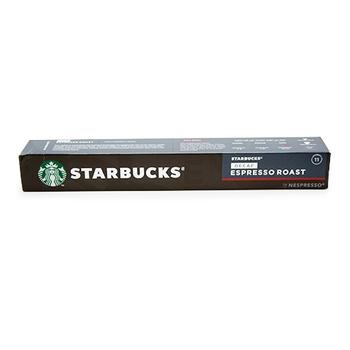 Starbucks Nespresso Coffee Capsule Decaf Espresso Roast 57g