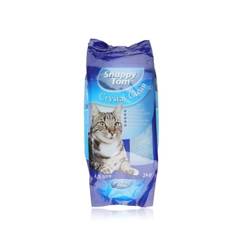 Snappy Tom Crystal Clean Cat Litter 2kg