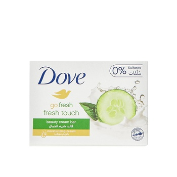 Dove Soap Fresh Touch 135g