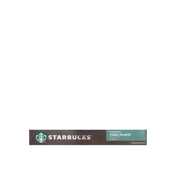Starbucks Nespresso Coffee Capsule Pike Place Roast Lungo 53g