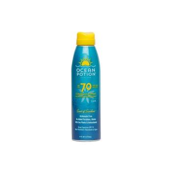Ocean Potion Continuous Spray Spf70 177ml