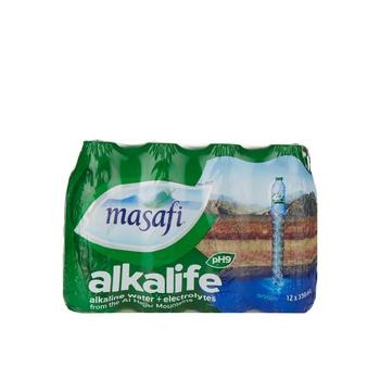 Masafi Alkalife Drinking Water 12 x 330ml